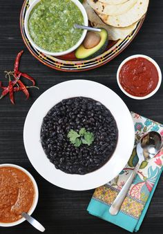 Black Beans Are Magical