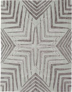 Allegra Hicks's new Herringbone carpet