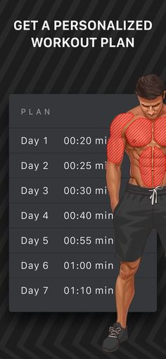 ‎Muscle Booster Workout Tracker on the App Store Full Body Workout Plan, Gym Workout Chart, Gym Workout Videos, Gym Workouts For Men, At Home Workouts, Muscle Booster, 10 Minute Ab Workout, Fitness Planner, Bodybuilding Workouts