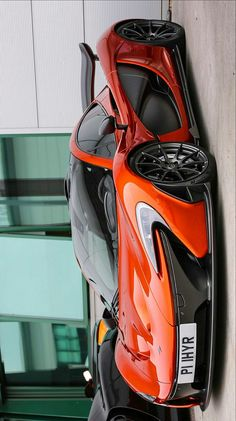 (°!°) McLaren P1