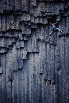 rock climbing in #Armenia