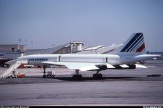 Aerospatiale-British Aerospace Concorde 101 - Air France | Aviation Photo #0175591 | Airliners.net