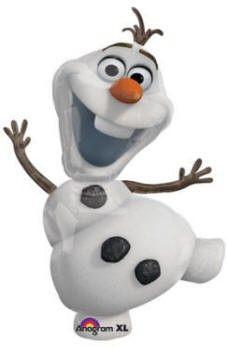 Frozen Olaf Super Shape Balloon | 1 ct - $10.35