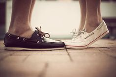 sperry lovers.
