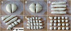 Receta pasta filo facil Recetas Pasta Filo, Tapas, Phyllo Dough, Fondant Cupcakes, Bread And Pastries, Deserts, Rolls, Gluten Free, Cooking Recipes