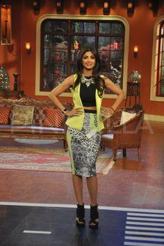 Shilpa Shetty promotes Dishkiyaoon on Comedy Nights with Kapil | PINKVILLA