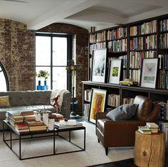 Bookshelves!!!! For the office