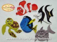 Nemo Felt Characters