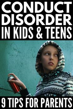 9 Conduct Disorder Tips and Strategies for Parents and Caregivers Autism Behavior Management, Behavior Management Strategies, Cognitive Behavior, Management Tips, Odd Disorder, Disorders, Conduct Disorder, Adhd Odd, Autism Education