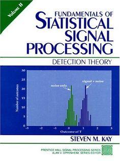 Fundamentals of statistical signal processing / Steven M. Kay