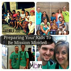 4 ways to help your kids think globally for Christ... Great ideas by @Melissa Mashburn at The M.O.M. Initiative http://www.themominitiative.com/2013/11/18/preparing-your-kids-to-be-mission-minded/ #missions #moms #parenting