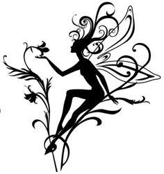 Fairy Tattoo Drawings | Fairy Tattoo 2