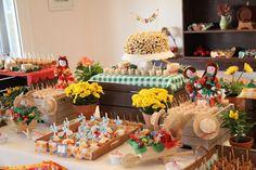 Bella Fiore Decoração de Eventos: Decoração para Festa Junina - Parte II