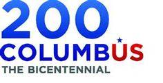Official logo for the 200Columbus Bicentennial