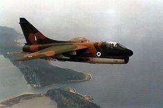 Greek Airforce A-7 Corsair II