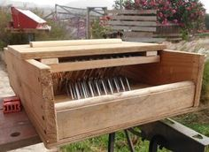 I have wanted to build a wool picker ever since I saw photos of them on the internet and learned what they did. A wool picker is a machine that pulls wool apart to make it more open. This helps c...