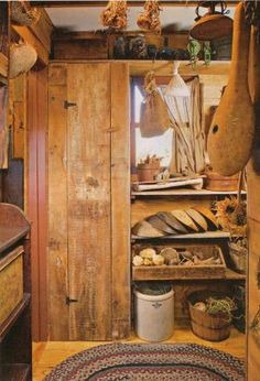 cozy primitive kitchen ...~♥~ by mariam