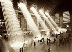 Grand Central Station, New York City, 1934