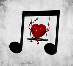Top-quality music gifts on the market! With more comfort, easier, and more affordable prices, we are Music Note Gifts Store in the world. Heart Art, Love Heart, Musik Wallpaper, Music Drawings, Music Backgrounds, Heart Images, Music Gifts, Music Lovers, Music Stuff