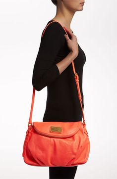 MARC BY MARC JACOBS Classic Q - Natasha Crossbody Flap Bag | Nordstrom