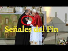 El Papa y protestantes cumplen la profecía del fin de los tiempos