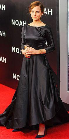 Oscar de la Renta gown (march 2014)