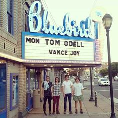 Vance Joy + Tom Odell would legit be the best freaking concert ever!