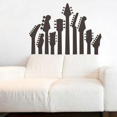 Mástiles de guitarra - VINILOS DECORATIVOS