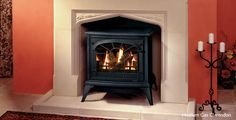 Clarendon Gas Stove | Stovax & Gazco, stoves, fires and fireplaces