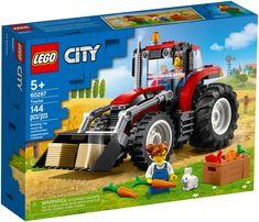 Lego City, Lego Shop, Boutique Lego, Van Lego, Tractor Price, Free Lego, Creative Play, Lego Building, Legos