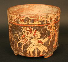 Late Classic period from 600 to 900 AD Ancient Aliens, Ancient Art, Maya Civilization, Aztec Ruins, Mayan Cities, Mesoamerican, Inca, Vases, Mexican Art