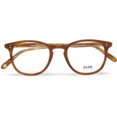 Garrett Leight California Optical Kinney D-Frame Acetate Optical... (€260) ❤ liked on Polyvore featuring men's fashion, men's accessories, men's eyewear, men's eyeglasses, glasses, accessories, sunglasses, eyewear, fillers and tortoiseshell