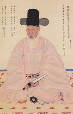 Portrait, Korea, Joseon dynasty, ???