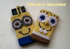 Cozies With Character By Trifles N Treasures - Free Crochet Pattern - (triflesntreasures)
