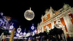 Plaza del Salvador - #Sevilla #Navidad #Seville #Siviglia #Sevilha #Christmas #sevillatieneuncolorespecial