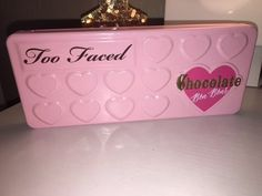 Too Faced Chocolate Bon Bons Eyeshadow Palette Review, TUTORIAL & Swatches!