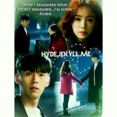 Hyun Bin in his new drama Hyde,Jekyll,Me. Airs Wed. & Thurs. @ 10pm (KST) on SBS