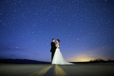 Long Exposure Engagement Photos Shot Under the Starry Night Sky - PetaPixel