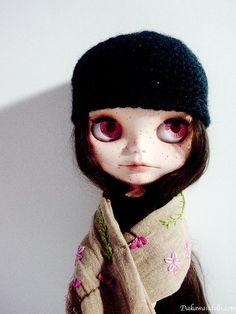 One Customized OOAK Blythe doll / Maron by Dakawaiidolls on Etsy, $270.00