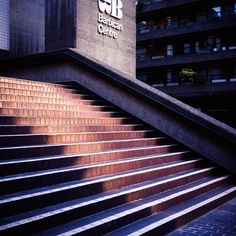 Adam Currie Photographs the Barbican