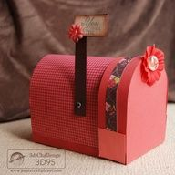 Cute valentines day box to make for kids to use to gather their Valentines day cards!