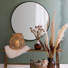 Pampas grass - 3 stems That& nice from Xenos - Pampas gras – 3 stengels Living Room Decor, Bedroom Decor, Home Office Decor, Home Decor, Trendy Home, My New Room, Home And Living, Interior Inspiration, New Homes