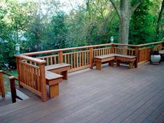 Brazilian Ipe Wood Deck By City Decks New York Llc Www