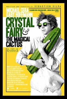 Crystal Fairy 11x17 Movie Poster (2013)