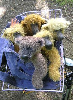 Ferdinand , Fuzzy , Waste , Homie , Felix