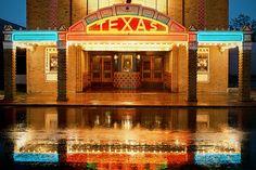 Eric Meola - Texas Theater. Seguin, Texas