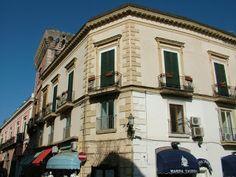 Ischia La perla del Golfo di Napoli: Palazzo Morgera a Forio