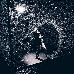 Adrien M & Claire B avec Limousine Le Concert, Tech Art, Interactive Art, Verona, Oeuvre D'art, Les Oeuvres, Claire, Darth Vader, Places