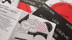 Independent Coffee Festival 2020 on Behance Visual System, Visual Identity, Behance, Graphic Design, Coffee, Cards, Kaffee, Corporate Design, Cup Of Coffee