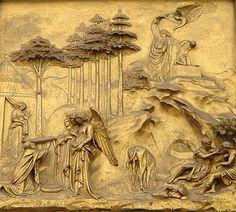 Porta del Paradiso -Lorenzo Ghiberti.